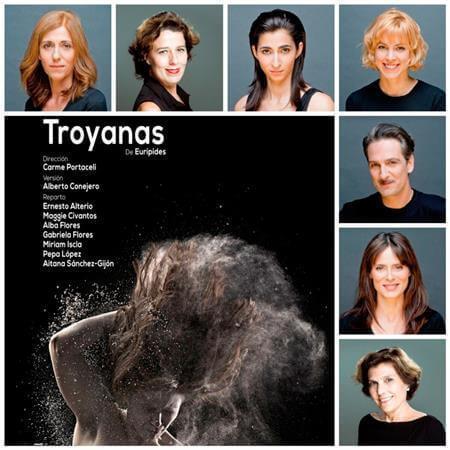 Representación teatral: 'Troyanas'