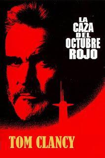 Caratula La caza del octubre rojo