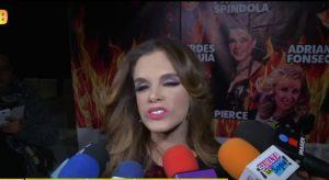 Polémicas declaraciones de Lucia Mendez sobre Verónica Castro.