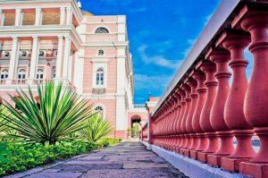 Brasil-turismo-Manaos