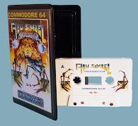 Ya disponible la cinta de 'Abu Simbel Profanation' para C64. ¡Versión extendida!