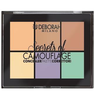 Colección Maquillaje  Secrets of Camouflage | DEBORAH MILANO