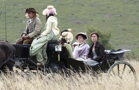 Simbología de los carruajes en la obra de Jane Austen: 'Orgullo y prejuicio'