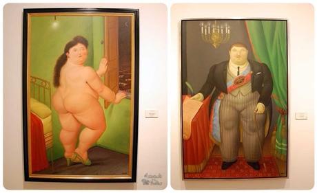 La Candelaria y el Museo Botero en Bogotá