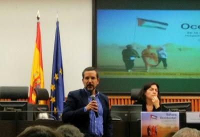 """Gille Devers, abogado del F. Polisario ante el TJUE en Bruselas: """"Los dirigentes europeos, los franceses, intentaron eliminarnos pero no pudieron y hemos vencido"""""""