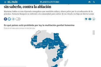 El País incluye el Sáhara en Marruecos, que censura libros por diferenciar el mapa saharaui