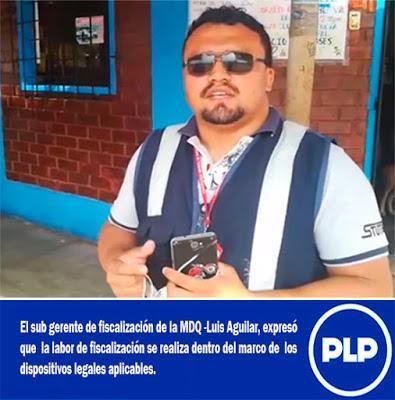 En Quilmaná: FISCALIZACIÓN DE  LOCALES COMERCIALES…