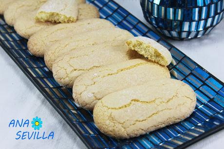 Soletillas o melindros Thermomix