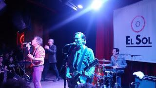 Concierto The Fleshtones, Madrid, Sala El Sol, 16-2-2018