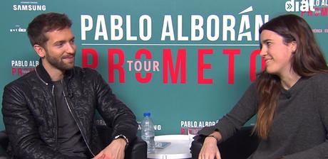 """[VÍDEO] Entrevistamos a Pablo Alborán: """"Me impactó que ocurriera tan rápido"""""""
