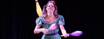 Circo, música, teatro, cuentos y juegos para este fin de semana