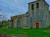 iglesia cristiano celta Fuente Urbel (Burgos).