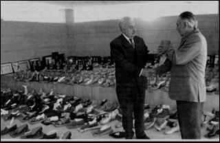 trágico final para quien generosamente donó museo calzado. memoria hombre bueno