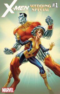 X-Men Wedding Special Nº 1