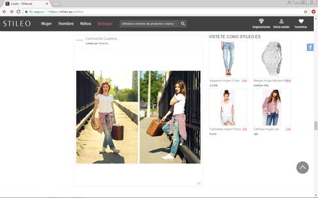 La recomendación de la semana: Stileo - No pierdas tu tiempo buscando tu outfit