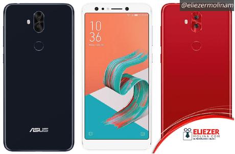 ASUS estará presente en el MWC 2018 lanzando el ZenFone 5