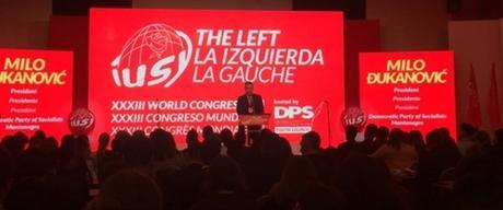 Una delegación juvenil del Frente POLISARIO participa en el 33° Congreso de la IUSY