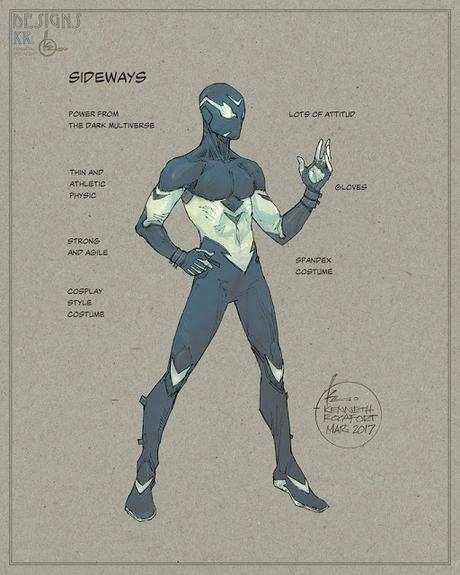 ¿HA CREADO DC SU PROPIA VERSIÓN DE SPIDER-MAN?