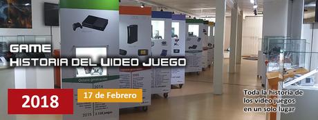GAME: Historia del Video Juego (En el Museo de Informática)