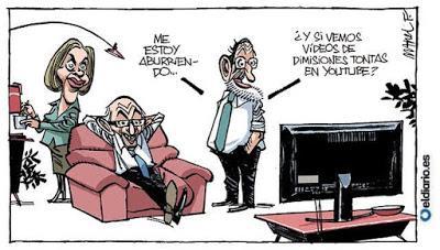 Villar Mir y su yerno, López Madrid, en los casos de corrupción del PP.