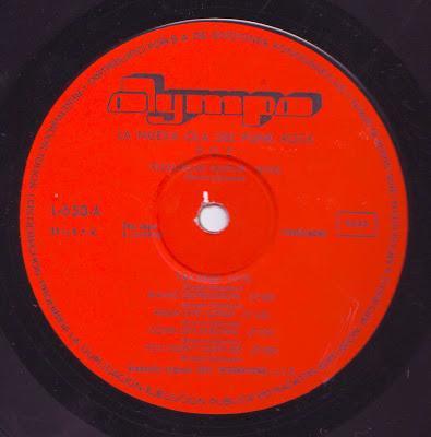 FU2 -La nueva ola del Punk rock Lp 1978