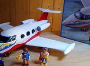 Avión Playmobil 6081