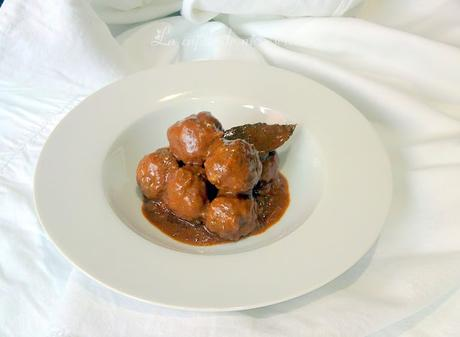 Albóndigas especiadas de Bal Arneson - Cocinas del Mundo (India)