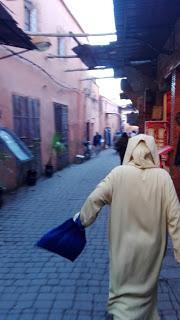 Marrakech: exotismo sin escalas