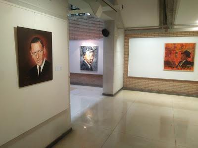 Exposición Frank Sinatra la voz del siglo, en Zaragoza
