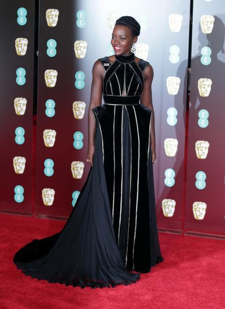 Alfombra roja de los BAFTA 2018