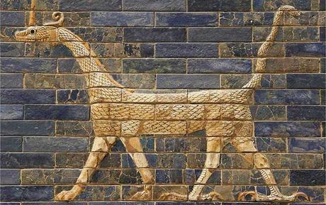 Marduk: dios sumerio y babilónico