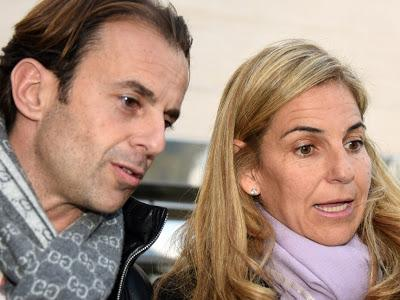 Arantxa Sánchez Vicario se divorcia