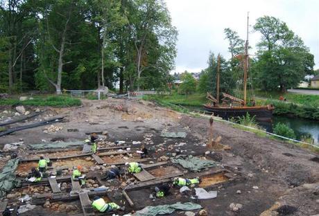 Cráneos desarticulados y con estacas demuestran la violencia en el Mesolítico de Suecia