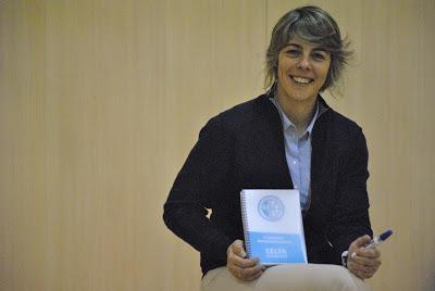 """Cristina Cantero: """"Todo el mundo sonríe con el juego de Alba Torrens. Pase lo que pase, la jugadora tiene que sonreír"""""""