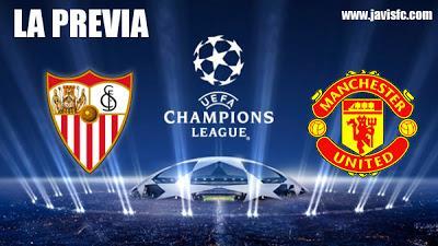 Previa Sevilla FC - Manchester United