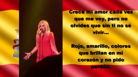 España, Marta Sánchez y el Espíritu santo