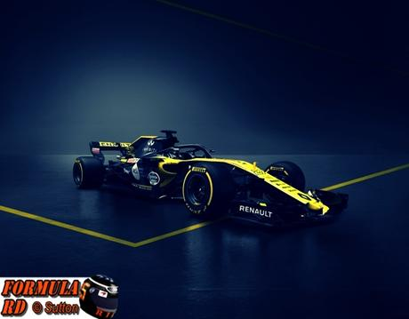 Renault presenta su nuevo coche de F1, el RS18 | Es el 5° en presentarse