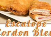Como hacer escalope cordon bleu