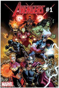 Avengers Nº 1