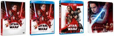 Star Wars El despertar de la fuerza, Ediciones y extras