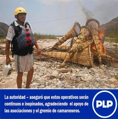 OPERATIVO CONTRA LA CAZA ILEGAL DEL CAMARÓN DE RÍO…