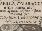 Este texto traducido Tabla Esmeralda: última fuente Alquimia