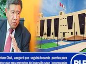 2018: GORE LIMA PROYECTA EJECUTAR PROYECTOS…