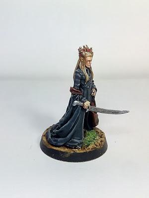 Thranduil, Rey del Bosque Negro