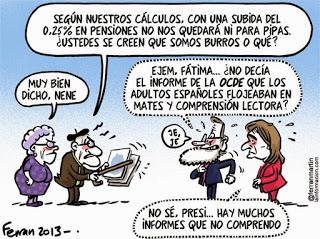 España no es país para viejos