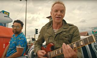 Sting & Shaggy - Don't make me wait (2018)
