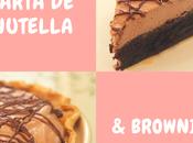 Tarta Nutella Brownie