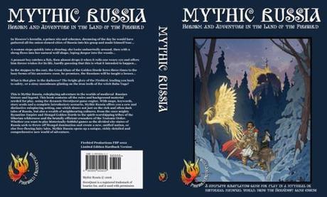 Mythic Russia: Un nuevo y extenso territorio para probar