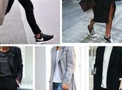 Ideas cómo combinar unas zapatillas negras cuáles favoritas