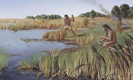 ¿Fue inventado el lenguaje hace 1,9 millones de años por el Homo Erectus?